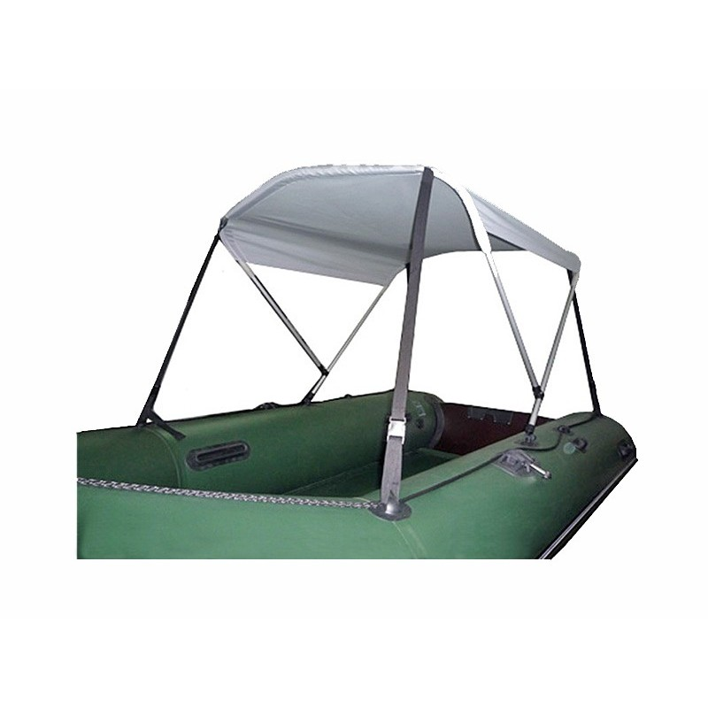 Tent for boat from the sun (КМ300-КМ330, KM280DLt-KM360DSL)